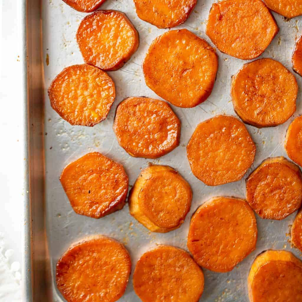 Roasted Yams: Easy, Roasted Sweet Potatoes
