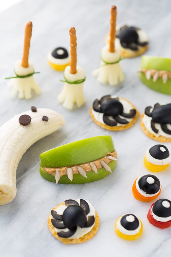 5 Healthy Halloween Kids Snacks {Gluten,Free} , Meaningful Eats