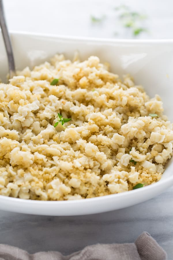 Gluten-Free Spaetzle! (German Egg Noodles) Perfect for serving with sauces and stews!