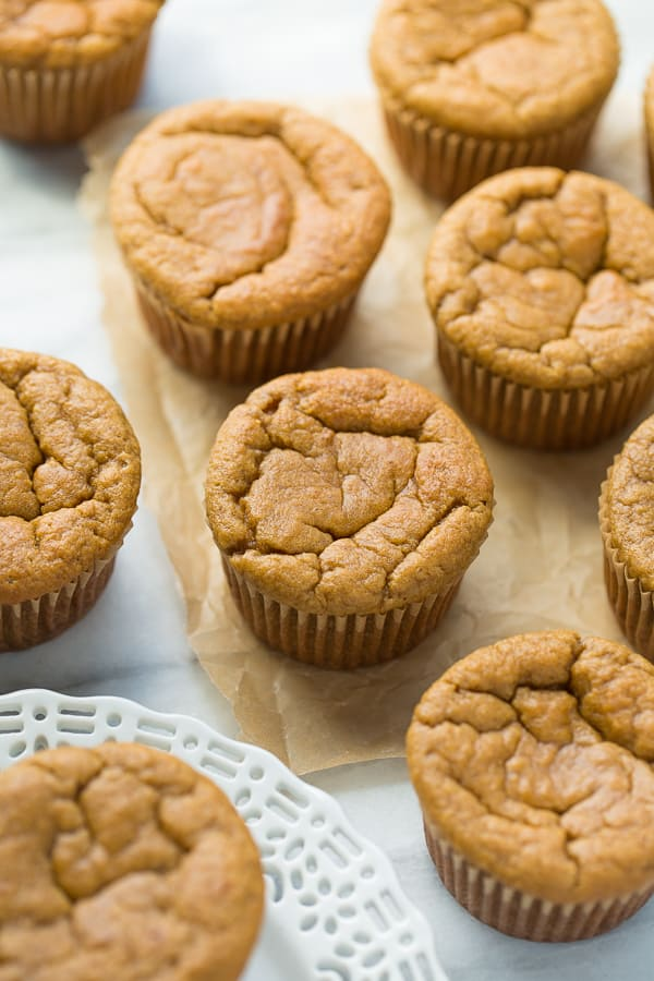 Coconut Flour Peanut Butter Banana Muffins Easy Protein Rich Muffins With A Light