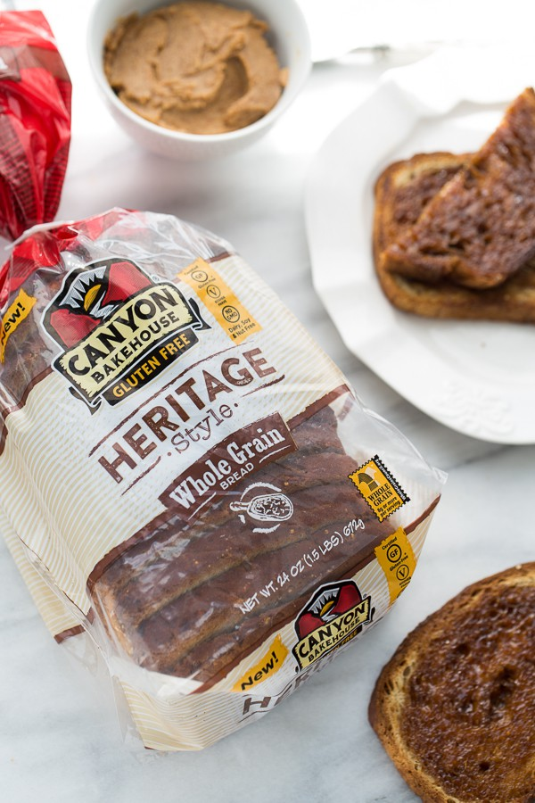 The Best Gluten-Free Cinnamon Toast! The magic is in the method. Baking cinnamon toast in the oven makes the most delicious, caramelized cinnamon toast ever!