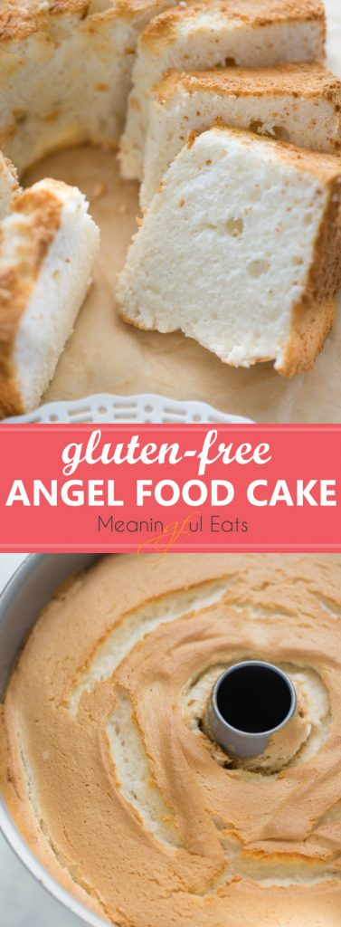Does Angel Food Cake Have Flour