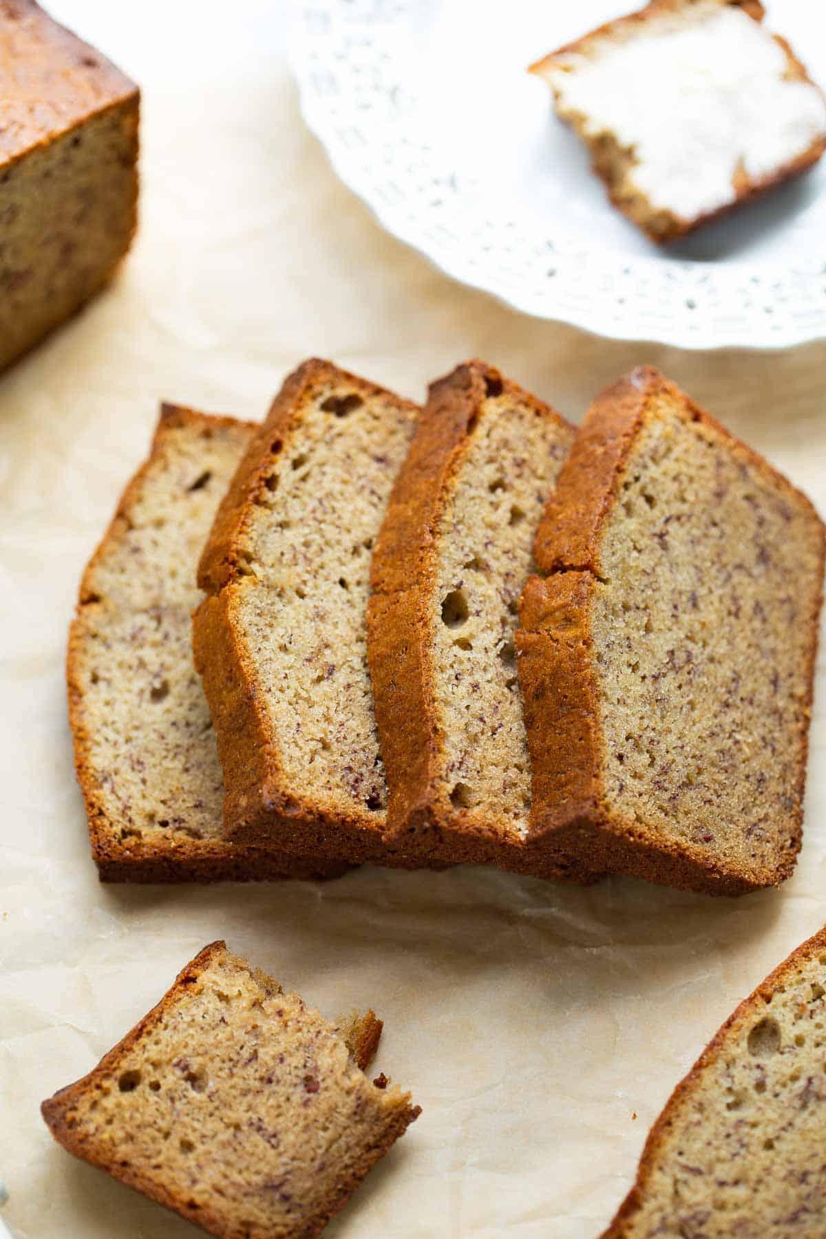 The Best Gluten-Free Banana Bread - Meaningful Eats