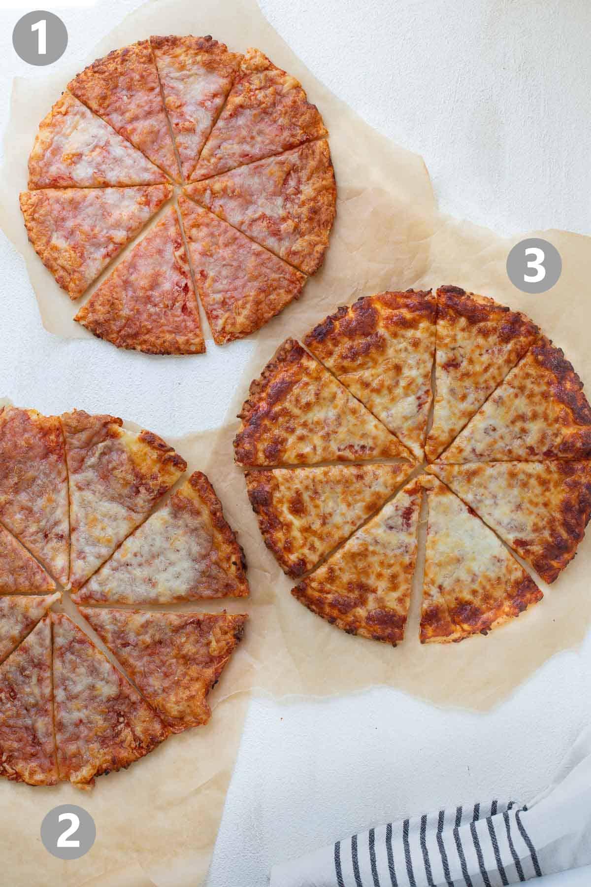3 types of gluten-free pizza for taste test