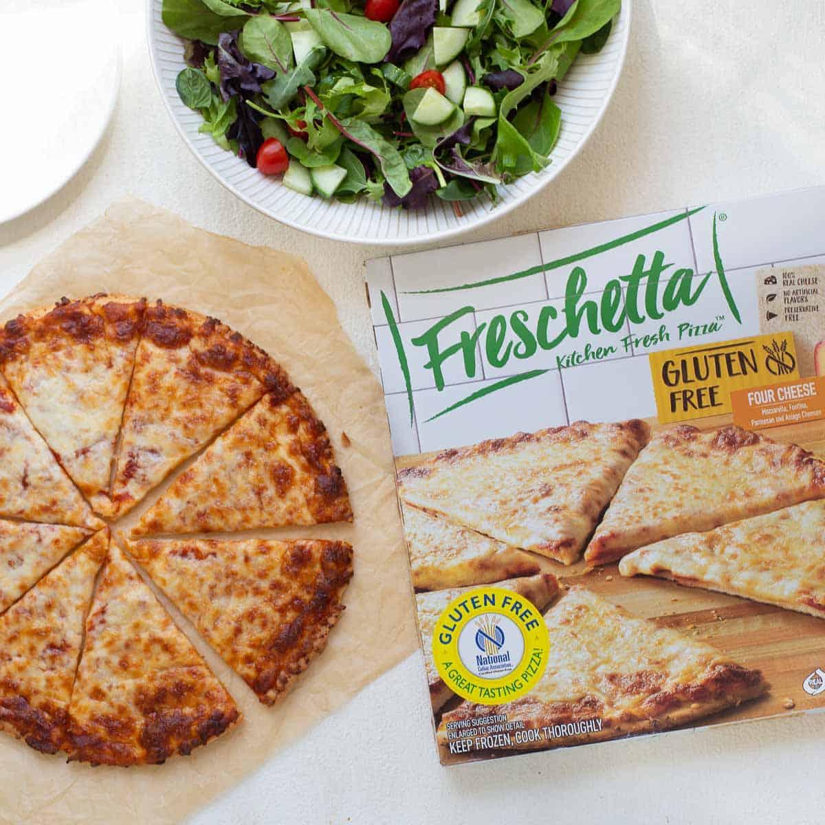Freschetta Gluten-Free Frozen Pizza